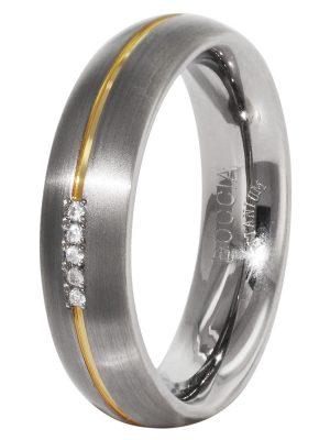 Boccia 0130-04 Titanium Damenring