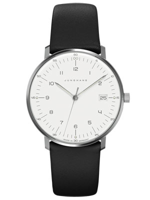047/425S.00 max bill Damen-Armbanduhr