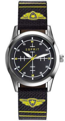 TP90651 Black Jungen-Armbanduhr