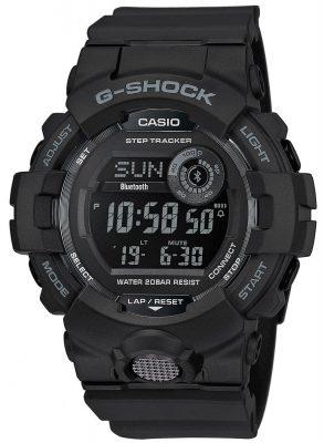 Casio GBD-800-1BER G-Shock Bluetooth Herrenarmbanduhr mit Schrittzähler