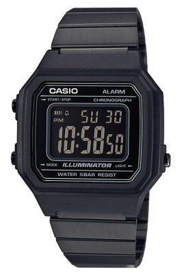 Casio B650WB-1BEF Retro Digitaluhr
