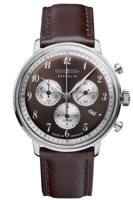 7086-5 Hindenburg LZ 129 Chronograph Herrenuhr