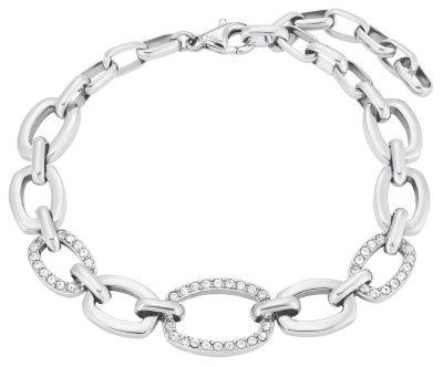 s.Oliver 2029361 Damen-Armband mit Kristallen