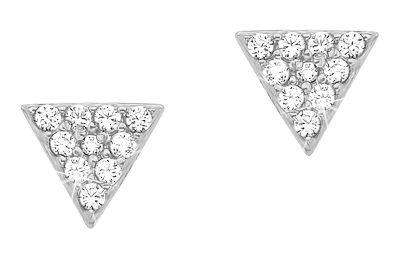 2012612 Damen Silber-Ohrringe