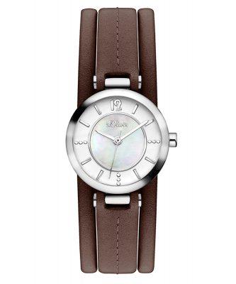 s.Oliver SO-3276-LQ Damen-Armbanduhr