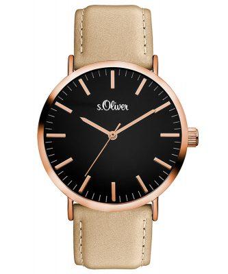 s.Oliver SO-3376-LQ Damen-Armbanduhr