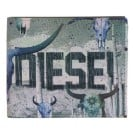 Diesel X01707 Hiresh Small Geldbrse Grn/Blau