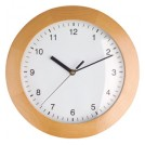 Basic Clocks 743578 Funk-Wanduhr Buche