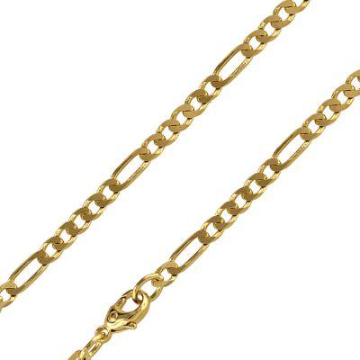 trendor 88452 Gold Halskette