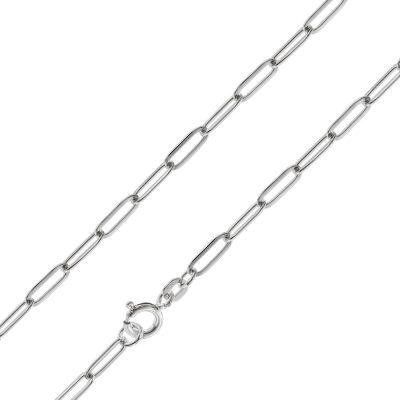 trendor 39410 Halskette Fahrradkette 925 Silber 3,5 mm