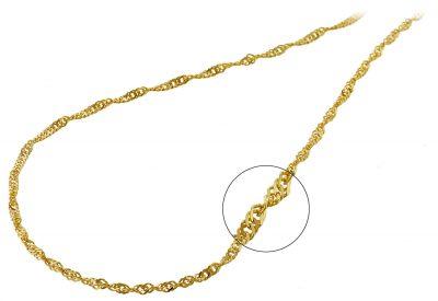 50538 Singapur Goldkette