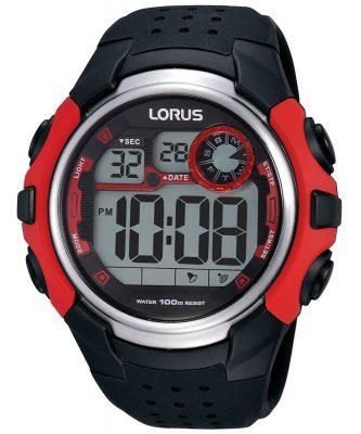 Lorus R2393KX9 Herrenuhr Digital-Chronograph