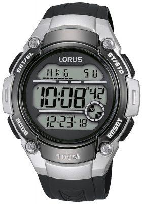 Lorus R2331MX9 Digitaluhr Herren-Chronograph