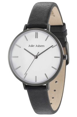 Julie Julsen JJW10BLK-1 Damenarmbanduhr Pure Black