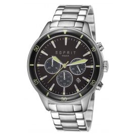 Esprit ES106901004 Waterwheel Chrono Silver Herrenuhr