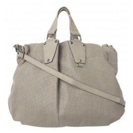 Esprit P15023 Pia Tote Damen-Handtasche Taupe