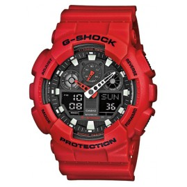 Casio GA-100B-4AER G-Shock Armbanduhr