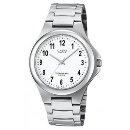 Casio LIN-163-7BVEF Lineage Titanium Damen-Armbanduhr