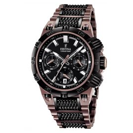 Festina F16776/1 Chrono-Bike 2014 Burnt Copper LE Watch