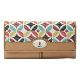 Fossil SL3882 Marlow Flap Clutch Geldbeutel Multi