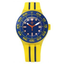 Swatch SUUJ400 Playero Scuba Libre Diver Watch