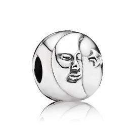 Pandora 791208CZ Silber Clip Element Zauberhimmel