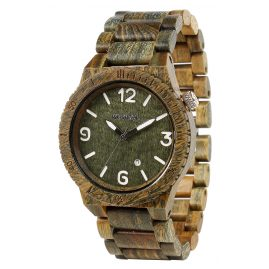 WeWood WW08004 Alpha Army Herren-Armbanduhr