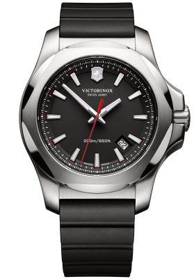 Victorinox 241682.1 Herren-Armbanduhr I.N.O.X. Schwarz