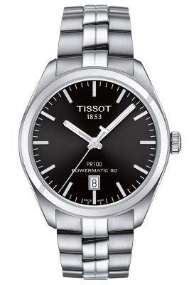 Tissot T101.407.11.051.00 Herren-Automatikuhr PR 100 Automatic