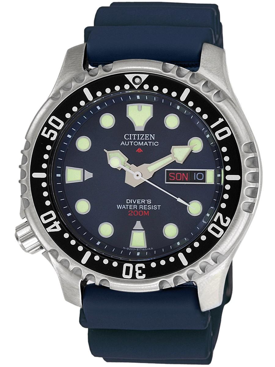 Citizen NY0040-17LE Promaster Automatic Diver Taucheruhr Preisvergleich