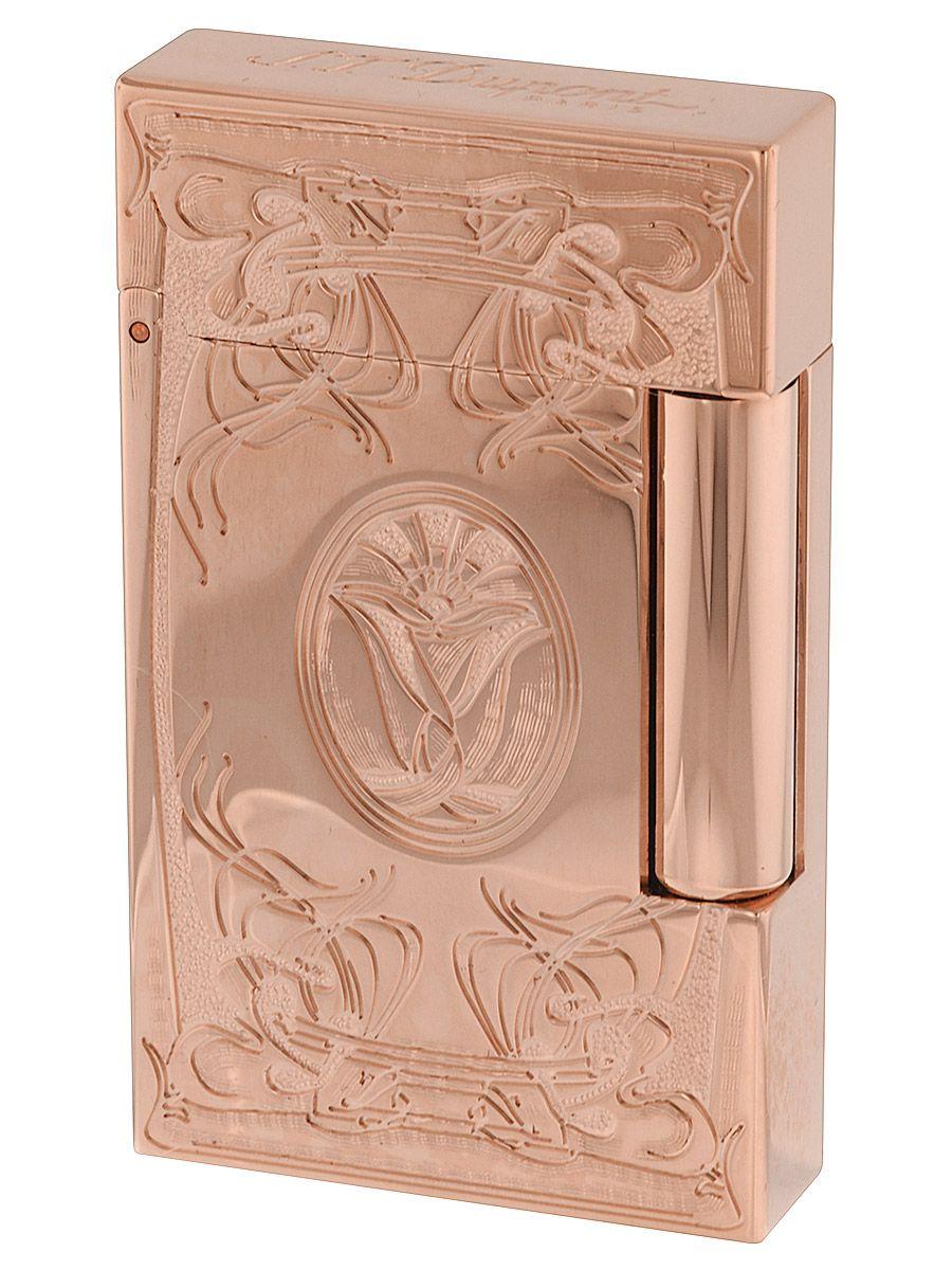 S.T. Dupont 16922 Feuerzeug Art Nouveau - limitierte Auflage - Preisvergleich