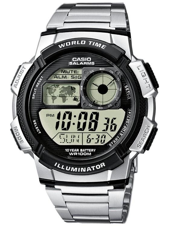 Casio AE-1000WD-1AVEF Herren Digitaluhr Preisvergleich