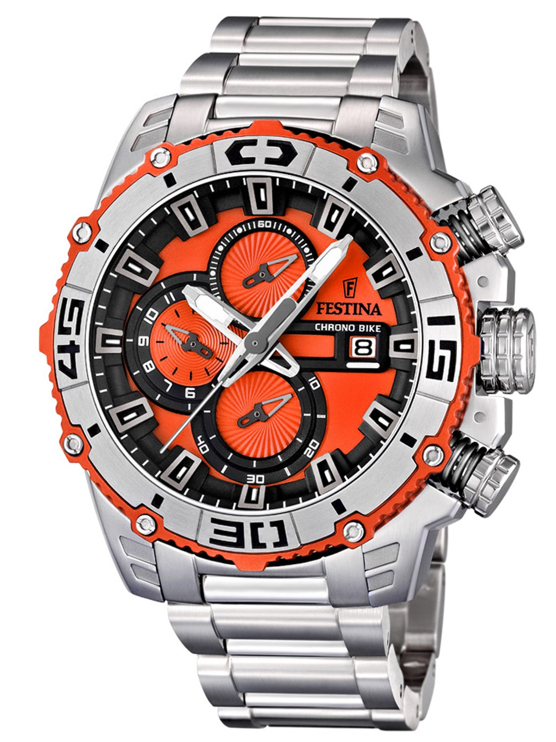 Lotus Homme Montre Lotus Orange Orange Cadran Montre Homme Cadran 45RjAL