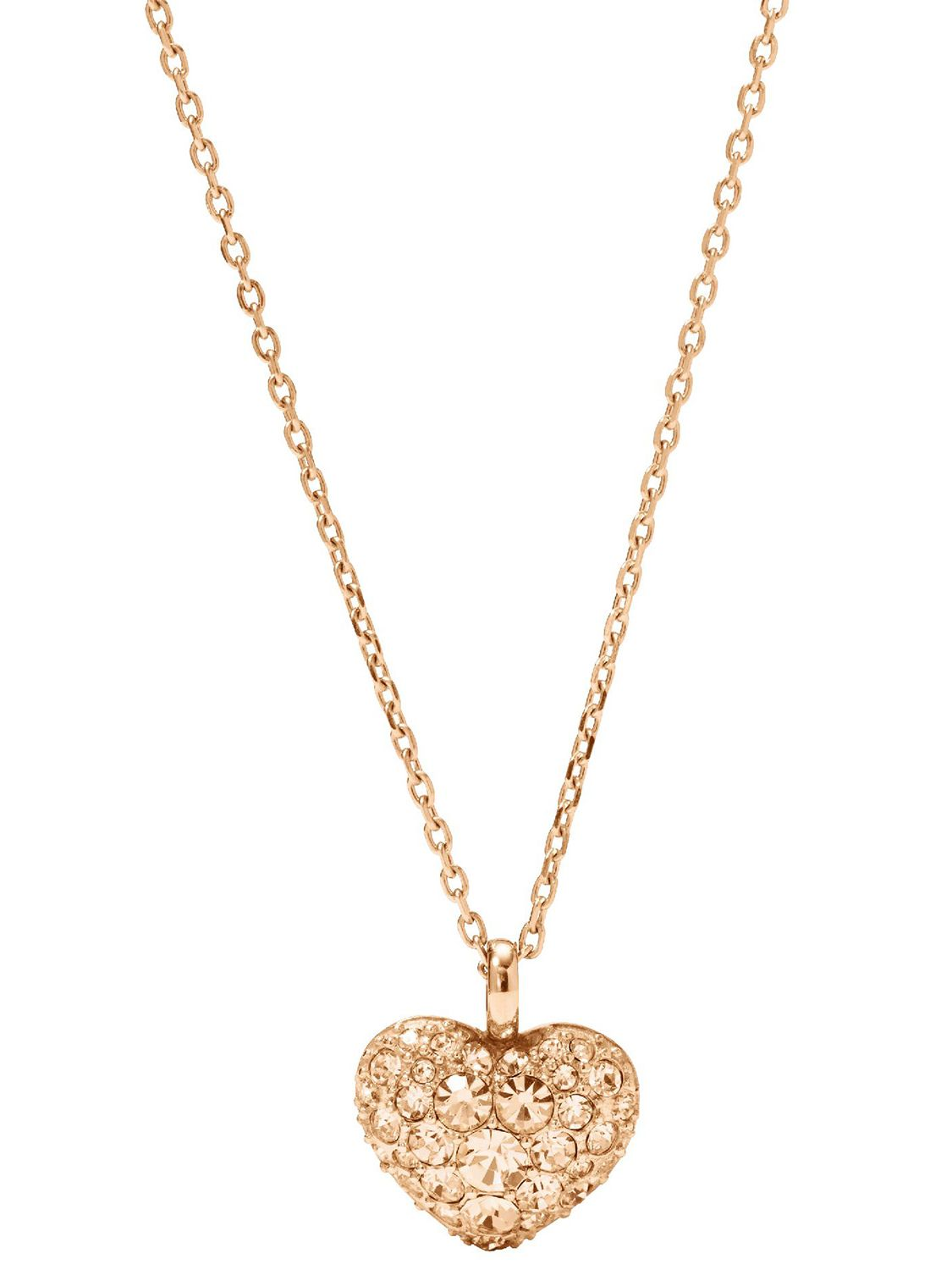 Fossil JF01156791 Valentine Hearts Damenkette