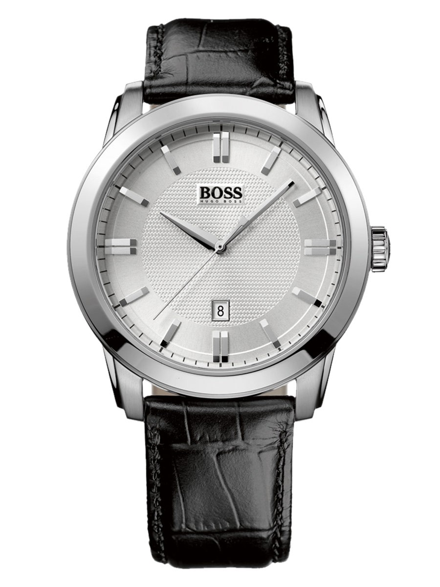 Uhrcenter.de  Boss Black 1512766 Quarz Herrenuhr