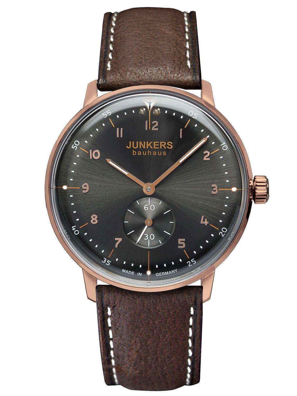 Junkers 6037-2 Damenuhr Bauhaus Lady
