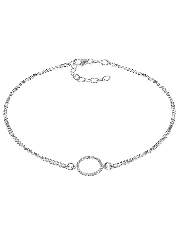Vorschaubild von trendor 08319 Silber Fußkette