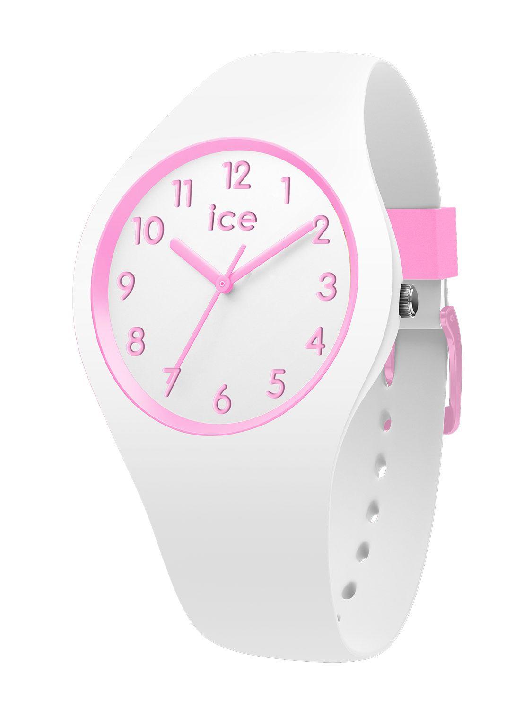 Ice-Watch 014426 Mädchenuhr Candy White S
