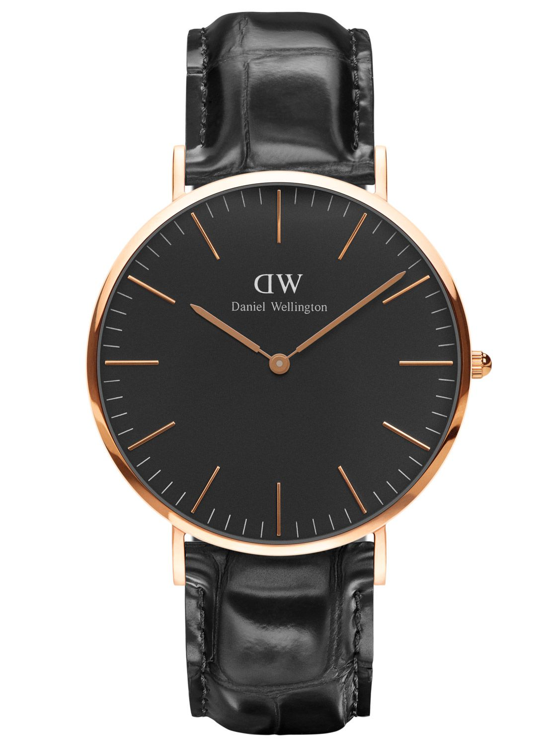 Daniel Wellington DW00100129 Herrenuhr Reading ...