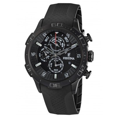 Festina F16567/8 Herren-Chronograph