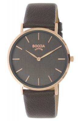 Boccia 3273-11 Damen-Armbanduhr Titan