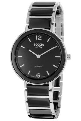 Boccia 3311-02 Titan Damen-Armbanduhr