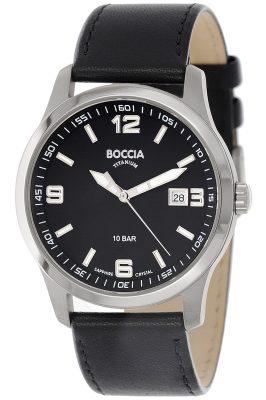 Boccia 3626-02 Titanium Herrenuhr
