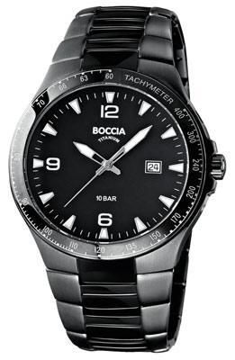 Boccia 3627-02 Titanium Herrenuhr
