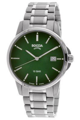 Boccia 3633-05 Titan Herrenuhr