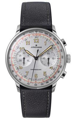 Junghans 027/3380.00 Meister Telemeter Herren-Chronograph