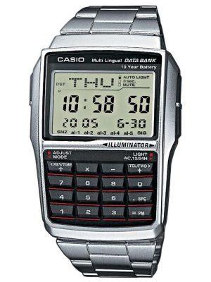 Casio DBC-32D-1AES Armbanduhr Digitaluhr Taschenrechner-Uhr Kalkulator