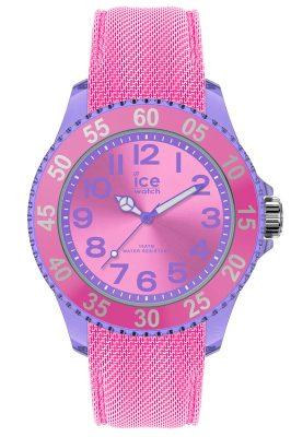 Ice-Watch 017729 Mädchen-Armbanduhr ICE cartoon Dolly Lila / Pink S