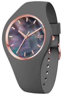 Ice-Watch 016937 Damen-Armbanduhr ICE pearl Grau S