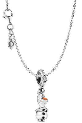 Pandora 75644 Halskette Disney Frozen Olaf